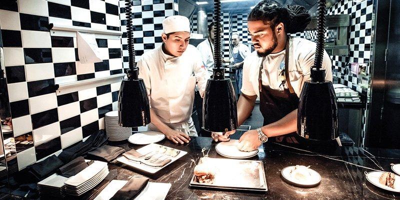 Firebird Diner by Michael Mina, Dubai