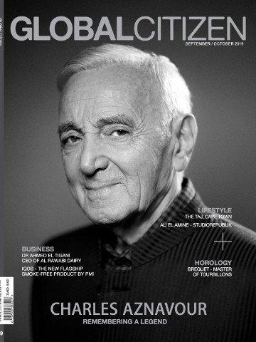 Global Citizen Magazine Issue 49