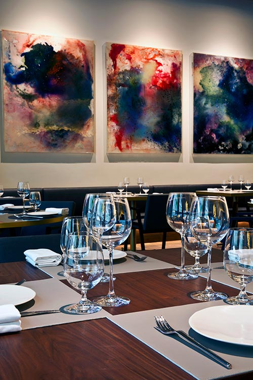 LaLuz restaurant, Dubai