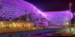 Yes Marina, Abu Dhabi GP