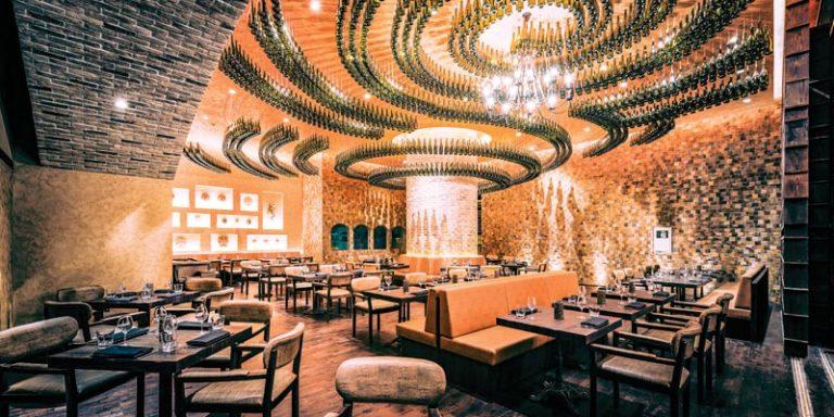 Zoco restaurant, Dubai