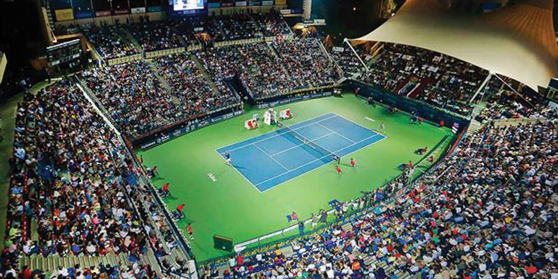 Dubai Duty Free Tennis Championships Global Citizen