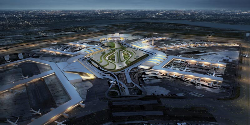 JFK airport to get a $10 billion revamp