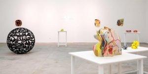 Leila Heller gallery.