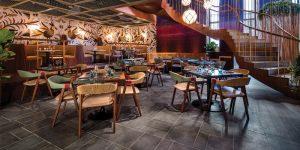 Lima restaurant in Dubai