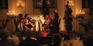 Mozart Dinner Opera