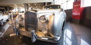 Nostalgia Classic Cars Dubai