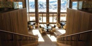 Amangani hotel Wyoming