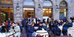 Rivoire, in Piazza della Signoria, Florence