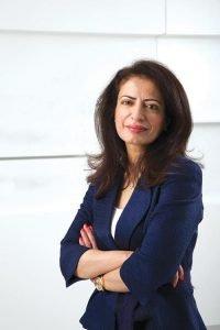 Dr Amina Al Rustamani Group CEO of TECOM Group