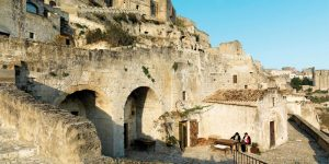 The ancient town of Matera in Italy is being regenerated by Italian entrepreneur Daniele Kihlgren