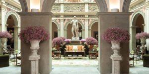 The Palazzo Della Gherardesca Four-Seasons Hotel Firenze