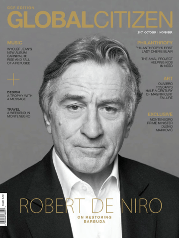 Global Citizen Magazine Issue 39