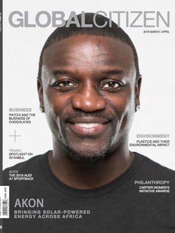 Global Citizen Magazine Issue 42