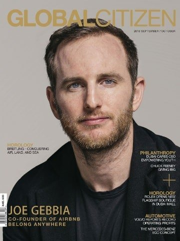 Global Citizen Magazine Issue 44