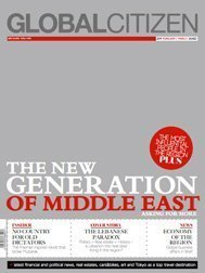 Global Citizen Magazine Issue 1