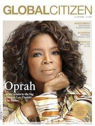 Global Citizen Magazine Issue 16
