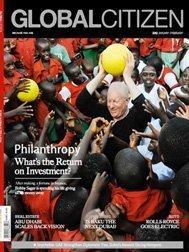 Global Citizen Magazine Issue 6