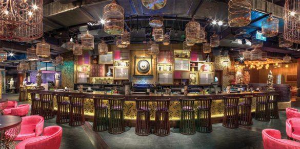 Asia Asia restaurant in Dubai