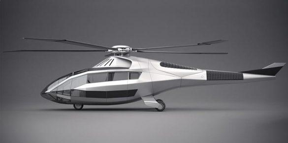 Bell Helicopter FCX-001