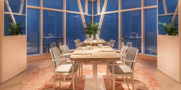 Morah Restaurant in Dubai.
